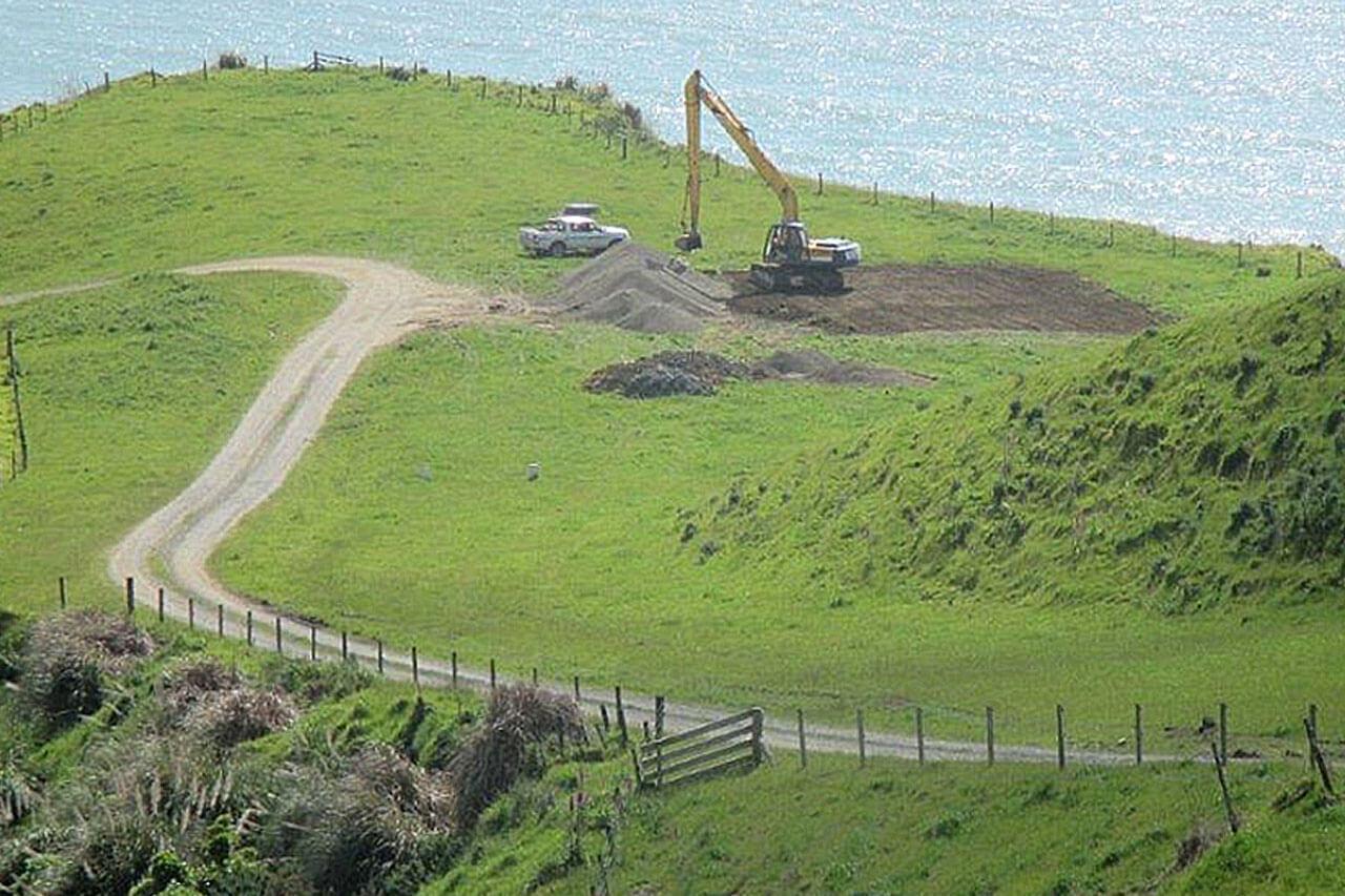 Pukearuhe Pipeline LoC Remedials